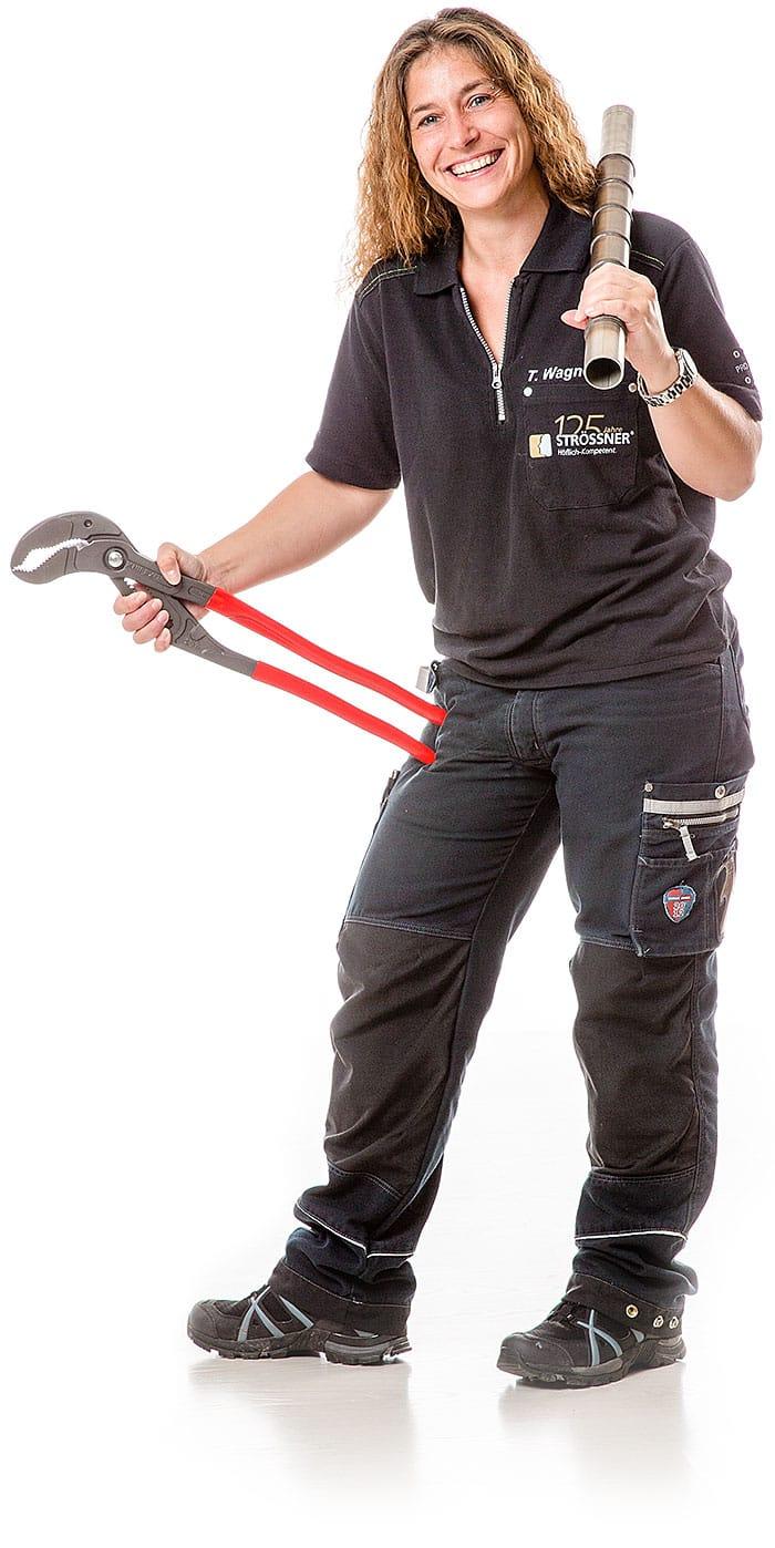Werkzeuge Strössner Mitarbeiter